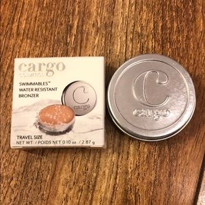 Cargo Swimmables Water Resistant Bronzer 0.1oz New